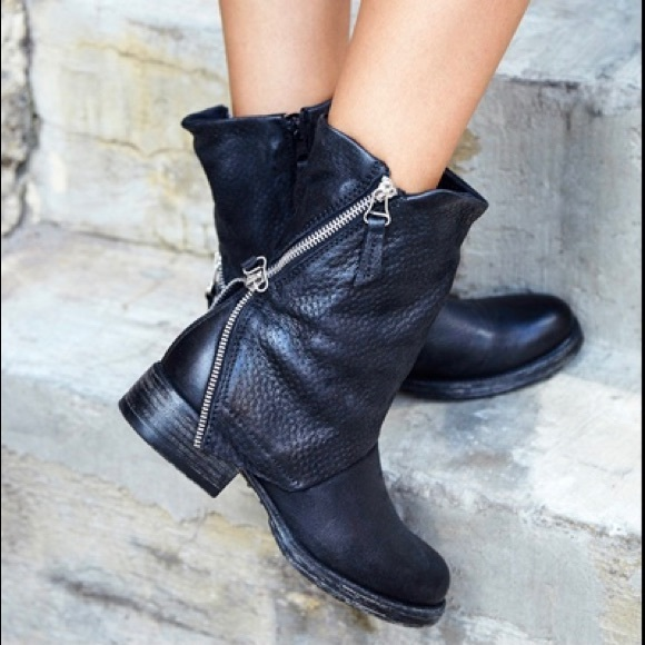Miz Mooz Leather Nugget Boots | Poshmark